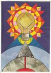 Magma-lamp