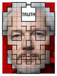 Julian Assange - Truth's Incarceration by sabbathgold