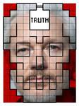 Julian Assange - Truth's Incarceration by sabbathgold