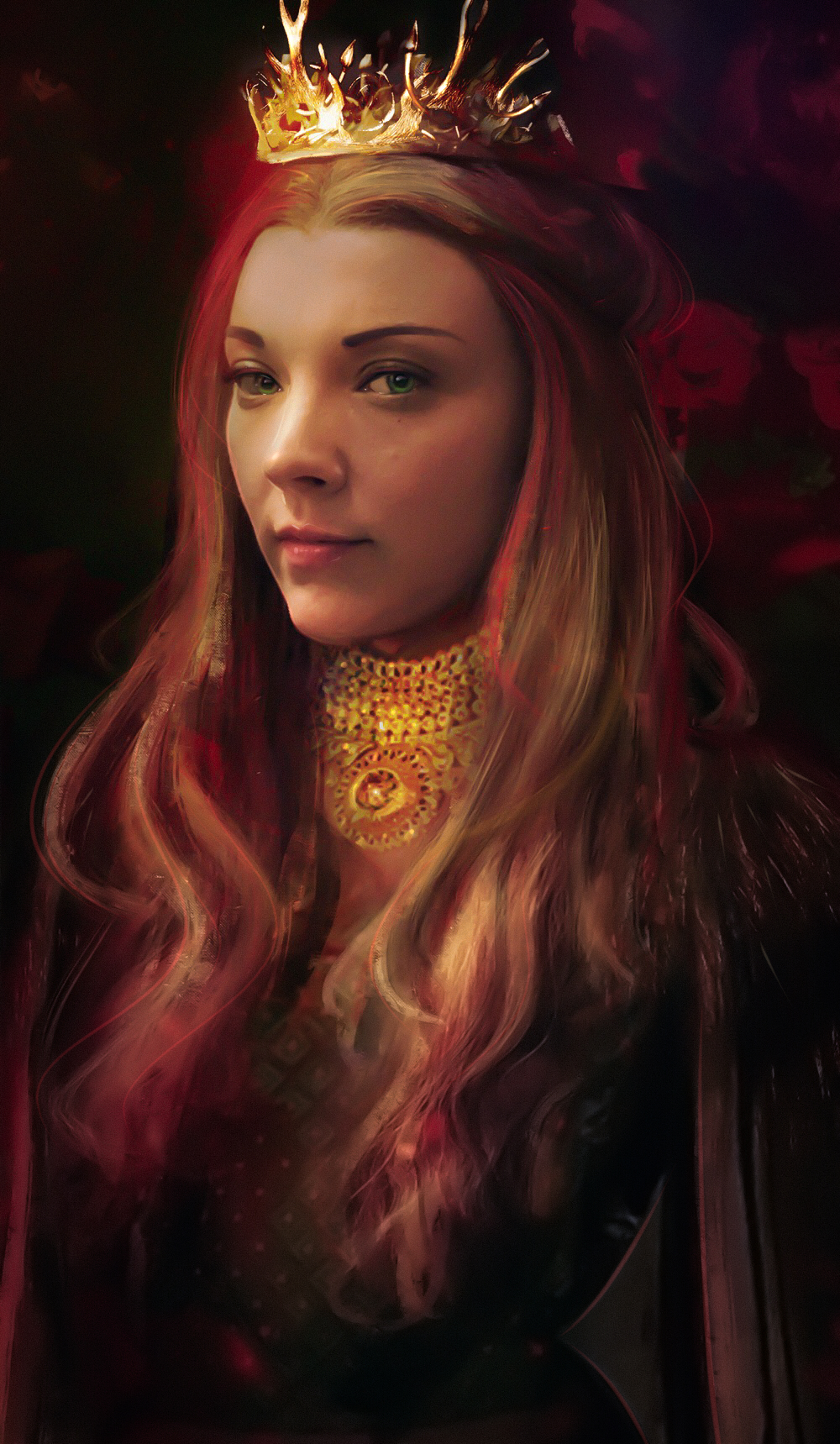 Queen Margaery by Bea1taine