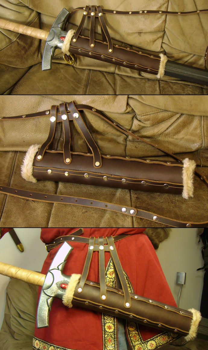 Sword Holder by Grombald