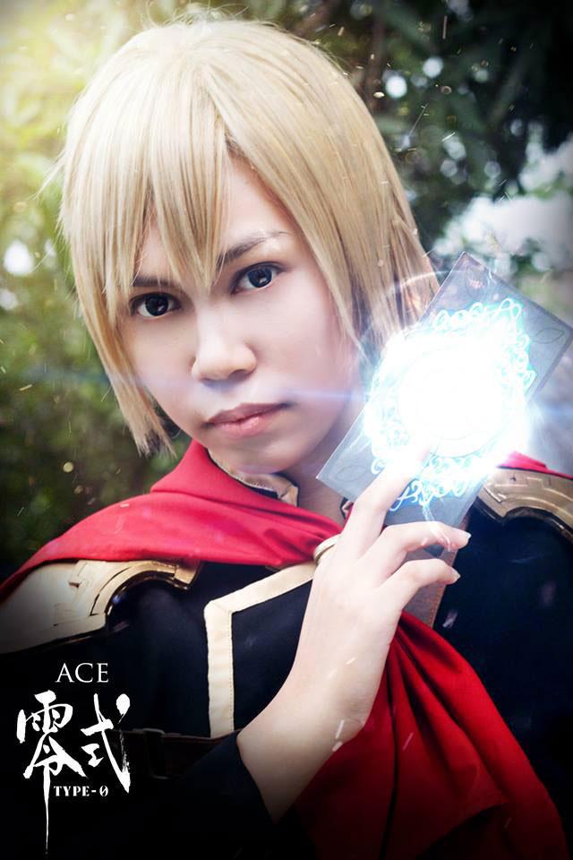 Ace - Final Fantasy Type-0 by AlyssAbyss