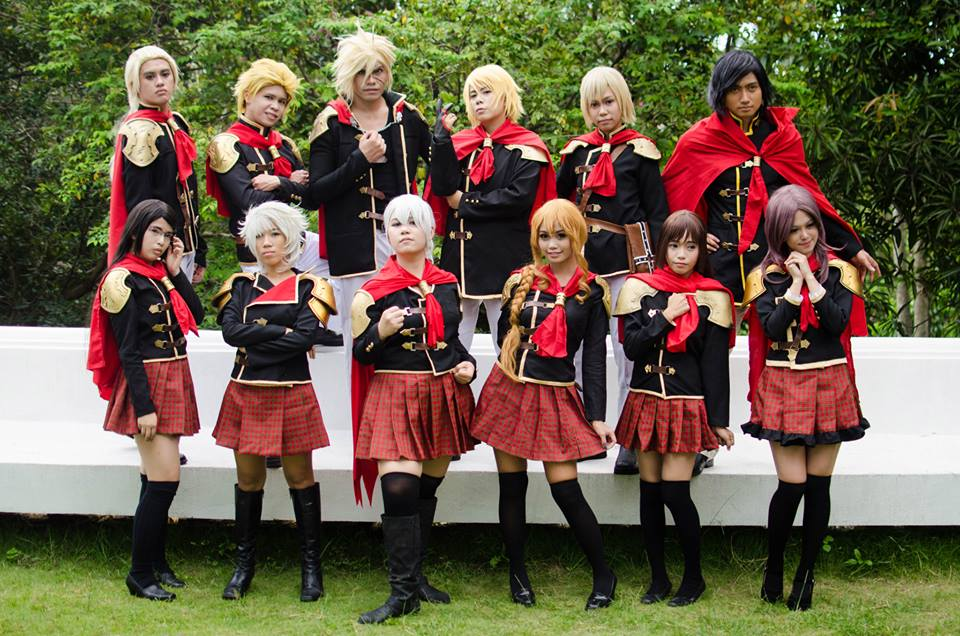 Class Picture~ (Final Fantasy Type-0) by AlyssAbyss