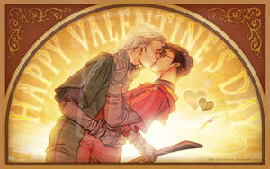 Be My Valentine by dorisdoris