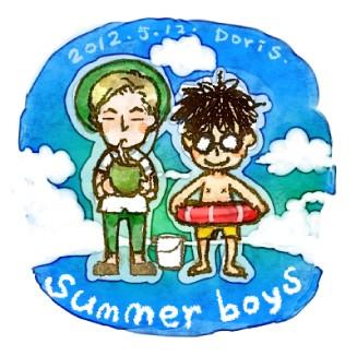 Boys of Summer by dorisdoris