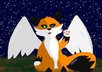 [Gift] Foxka by ProPolitics