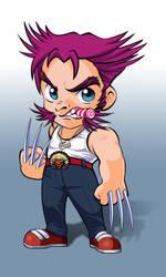 Little Wolverine by shkshk7