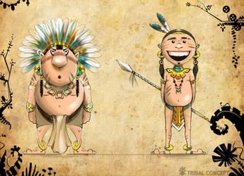 Tribal by shkshk7
