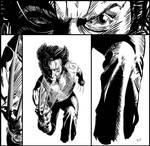 Comic wolverine
