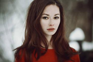 Olya by TanyaMochalova