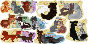 gay warrior cats whoop BUT IT'S A LOT MORE