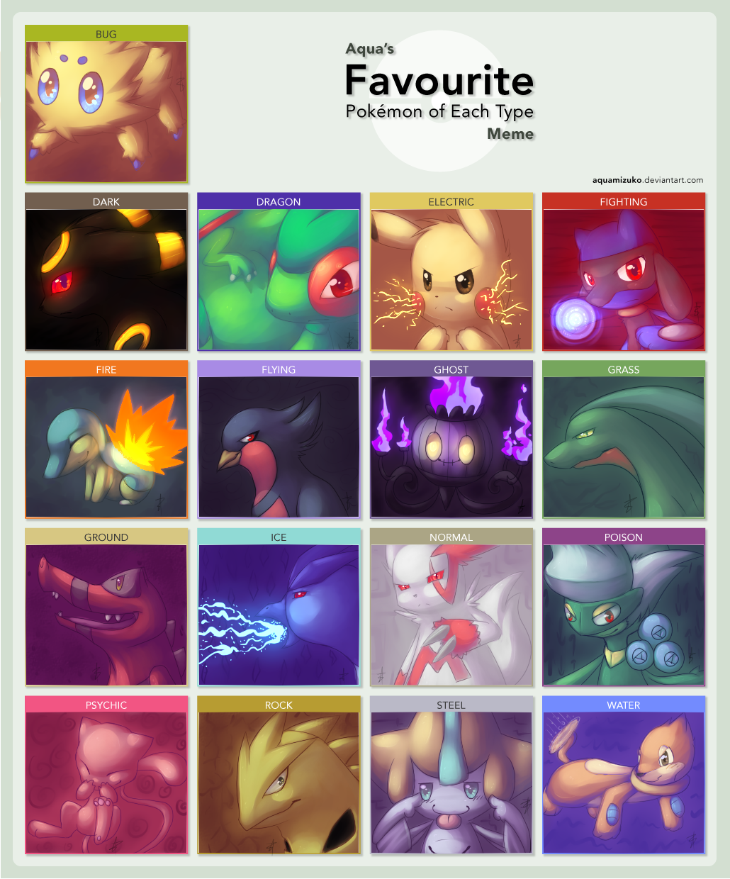 A cat's gallery... A strange thing, isn't it ? - Page 4 Meme_favourite_pokemon_type_by_blacky_cat-d5wykag