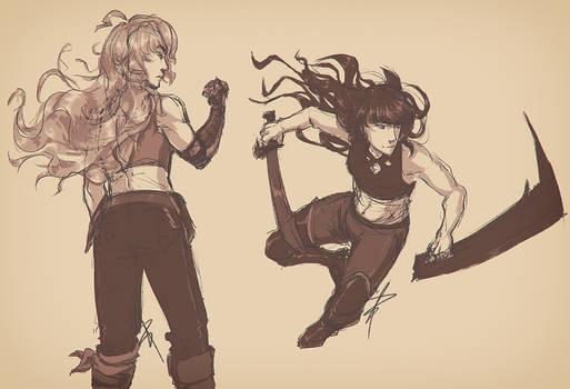 Blake and Yang