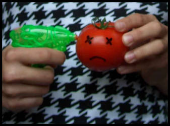 kill the tomato. by smoshie