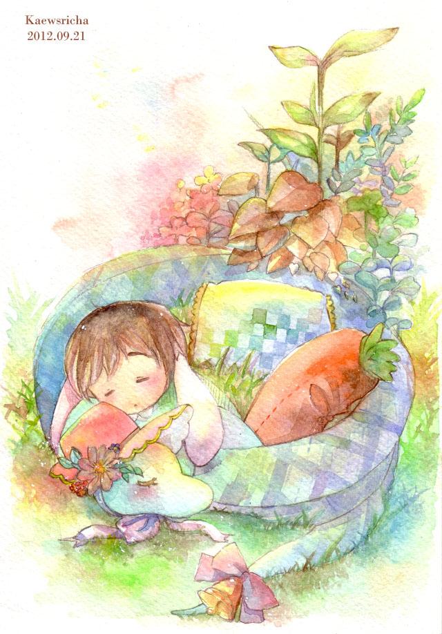 Sleep... by Kaewsricha