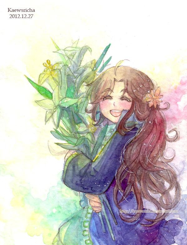 Lily by Kaewsricha