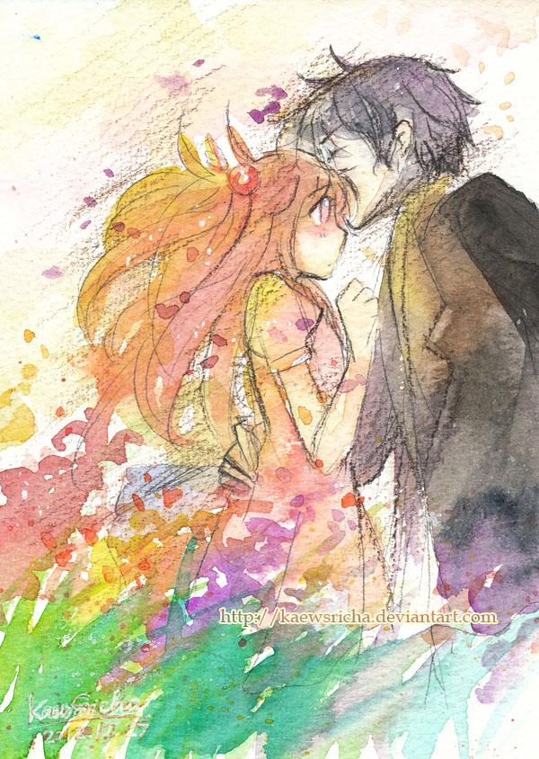 My dear by Kaewsricha