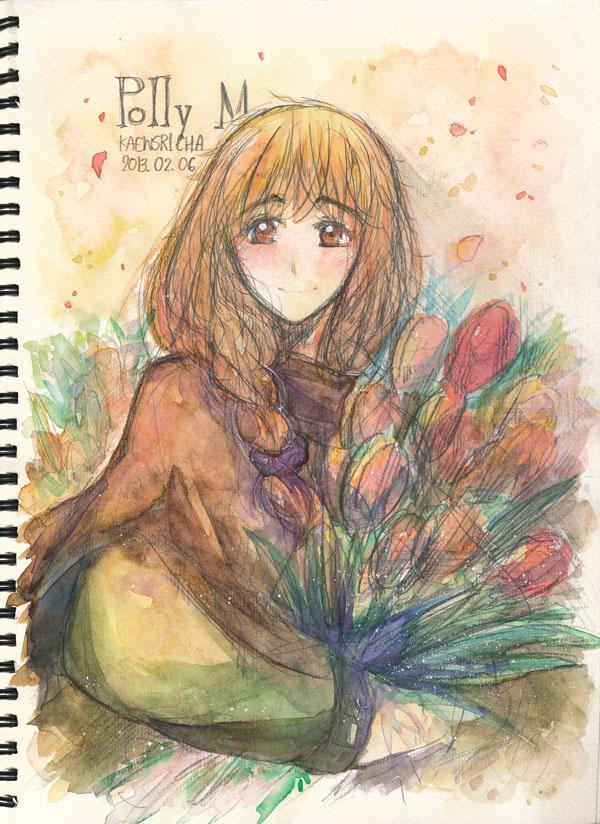 My Polly by Kaewsricha