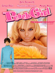 Movie Poster- Peach Girl by Ultramarina