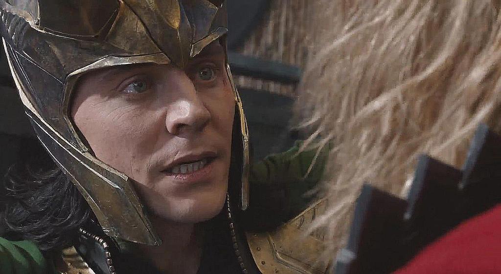 Loki- The Avengers by Saruz96