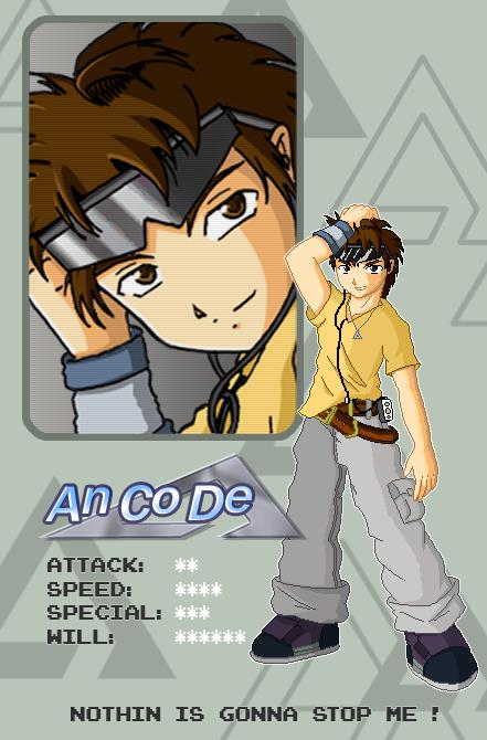 ancode's Profile Picture