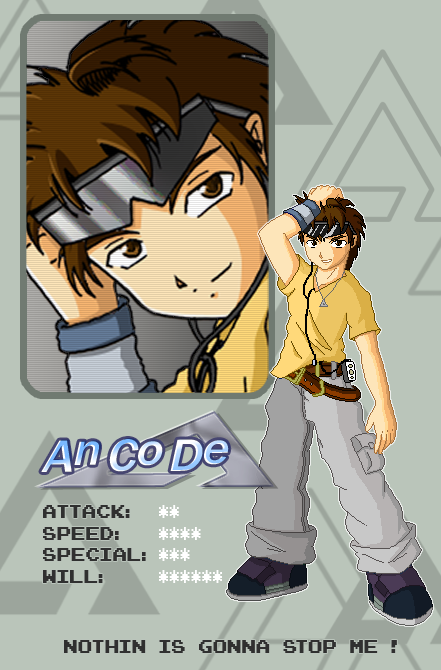 ancode's Profile Picture