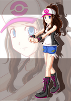 Pokemon - Hilda 2 by ancode
