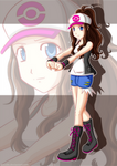 Pokemon - Hilda 2