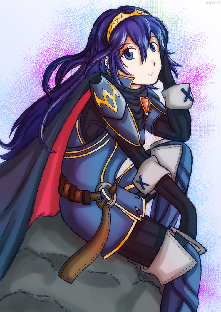 Lucina by ancode