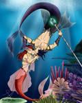 Love Underwater (Mermay Challenge)