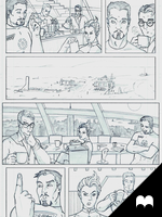 Avengers Assemble Sample pages by Derek Dwyer -... by DerekDwyer