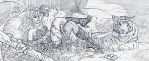Jungle Poison Ivy