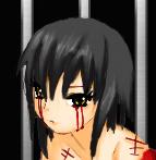 random emo girl by Kyomi-Uchiha