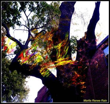 Tree of Abundance by marita-renee-rain