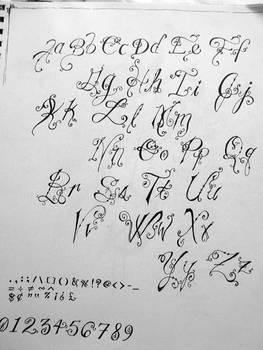 capricious alphabet