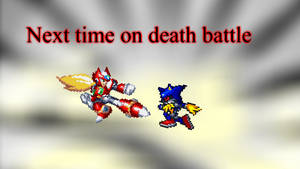 Next time on death battle Z v MS