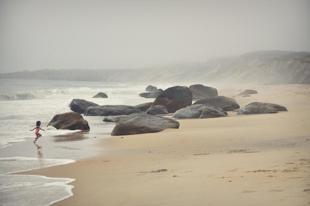 Rocky Landscape by Luckyebbie