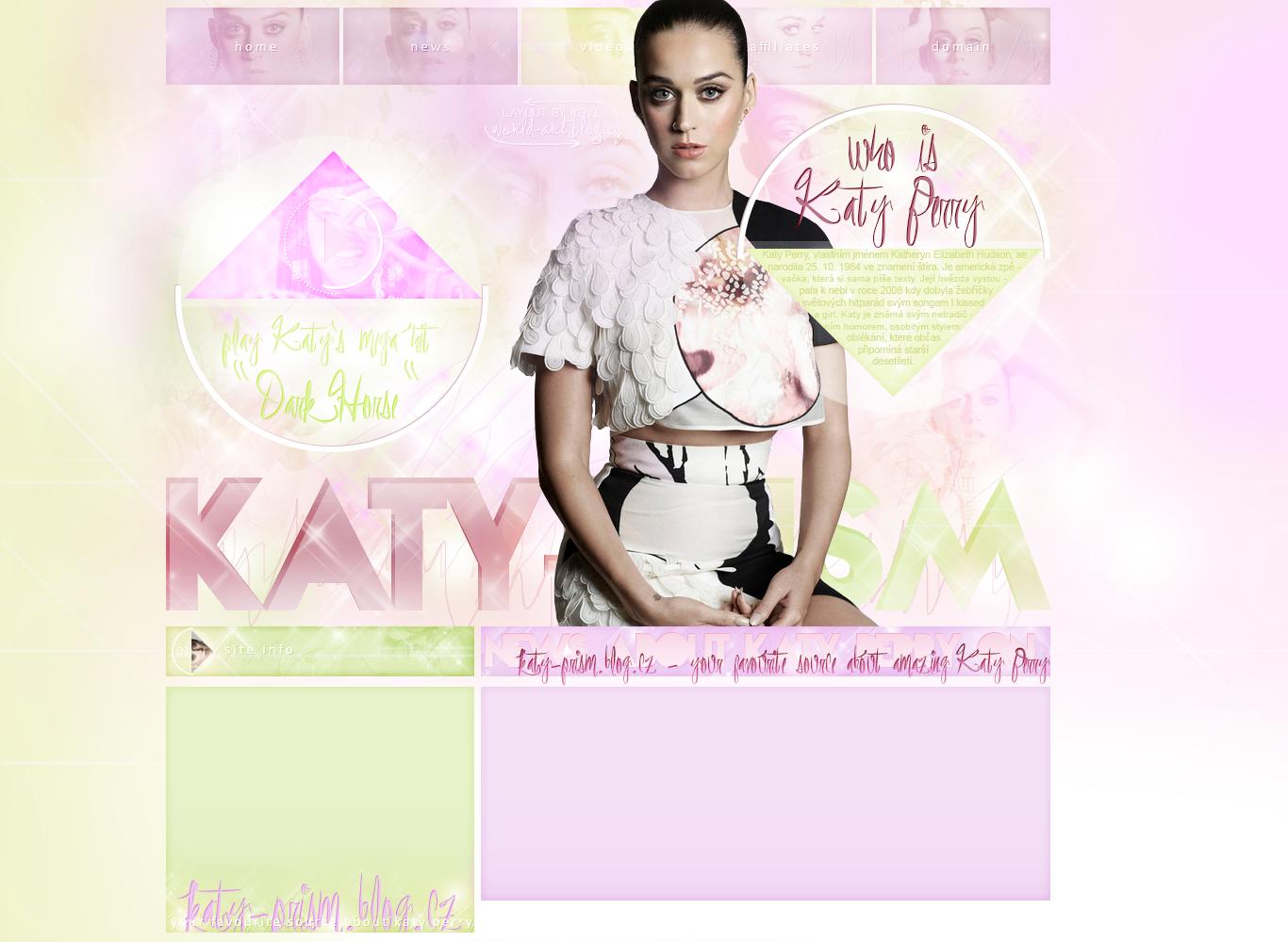 Ordered layout | Katy-prism.blog.cz #3 by KeviWorldArt