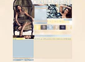 Ordered layout | Cekuj-upirske.blog.cz by KeviWorldArt