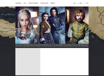 Ordered layout   Gameofthrones.blog.cz #2 by KeviWorldArt