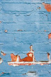 Blue Brick by snakstock