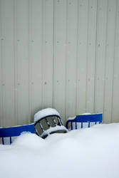 Snow Chairs by snakstock