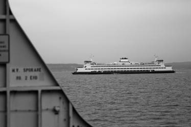 Ferry I by snakstock