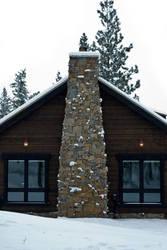 Winter Chimney IV by snakstock