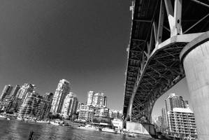 Granville Bridge by snakstock