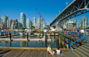 Vancouver II by snakstock