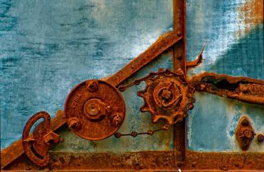 Rust 322 by snakstock