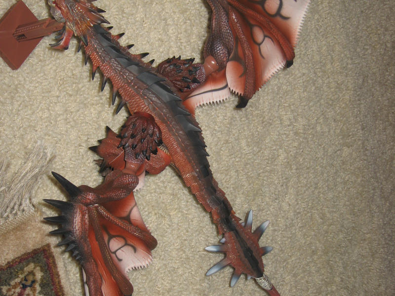 NEW Rathalos collectable model by BullDan