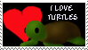 Turtle Stamp by the-turtle-club