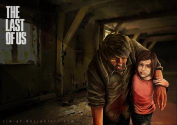 The Last of Us by Ciwiaf